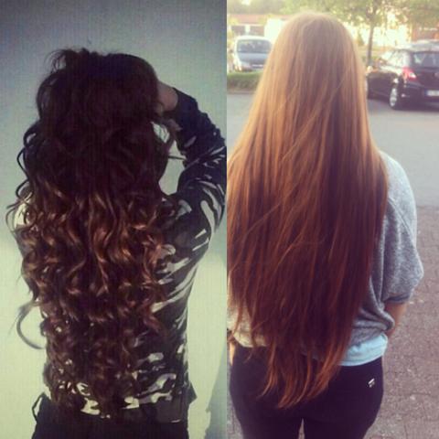 Lange Haare Hinten Zusammen Stilvolle Frisuren Für Jeden Tag