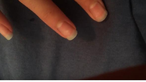 meine Fingernägel von heute - (Mutter, Fingernägel, Lang)