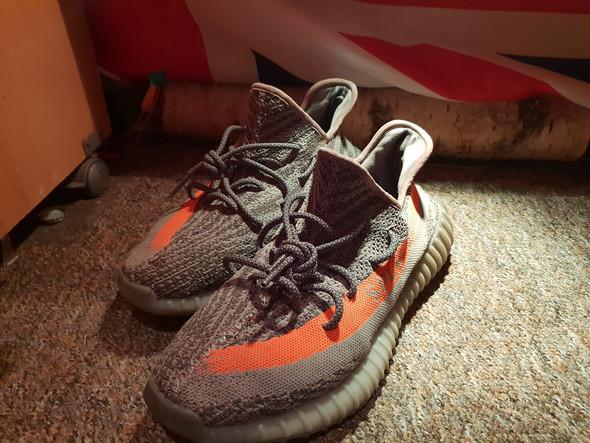 Sind meine yeezys echt oder Fake? (Schuhe, adidas, Yeezy)