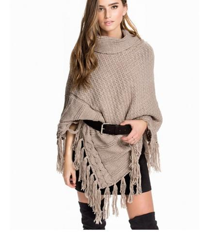 Poncho - (Mode, Kleidung, Trend)