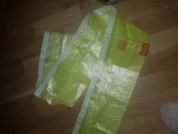 Sind solche Säcke auch okay?