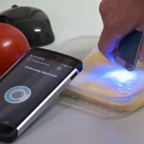 Molekularscanner erste Generation   - (Technik, Smartphone, Physik)