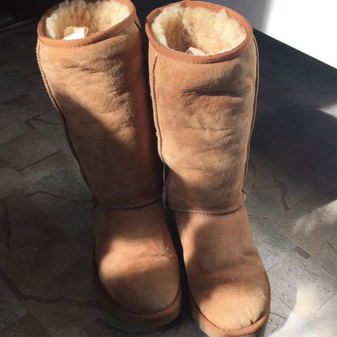 Von oben - (Schuhe, Fake, original)