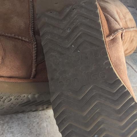 Sohle - (Schuhe, Fake, original)
