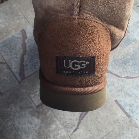 Von hinten - (Schuhe, Fake, original)