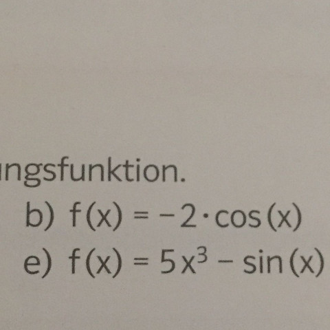 Aufgabe e  - (Schule, Mathe, Mathematik)