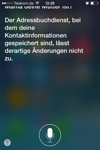 Siri - (iPhone, Apple, iPod)