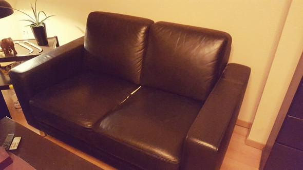 Sitzfläche Ledercouch neu beziehen lassen?