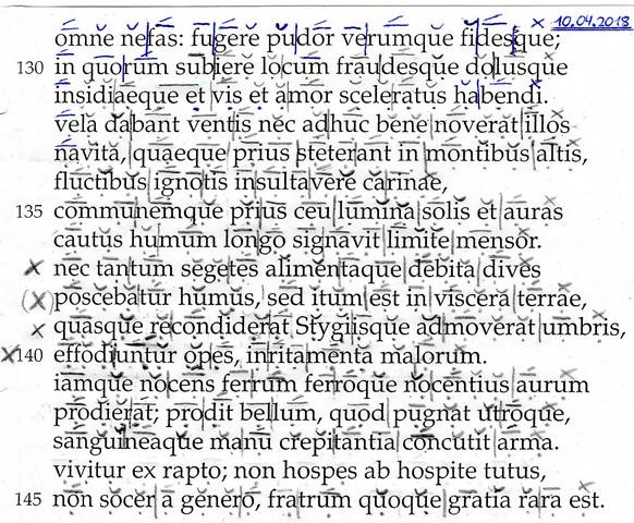 - (Schule, Sprache, Latein)