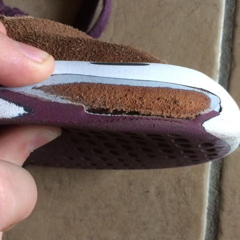 best authentic 849c9 dd08c Skater Schuh reparieren? (Schuhe, Skateboard, skaten)