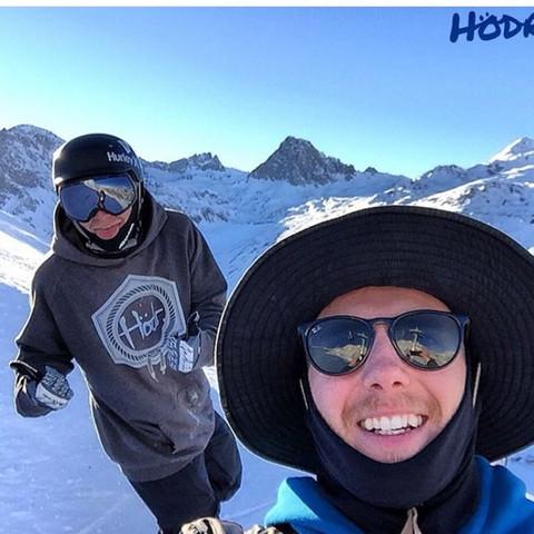 Ski fahren mit pullover?wie?
