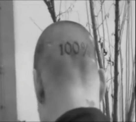 Skinhead Tattoo Bedeutung?