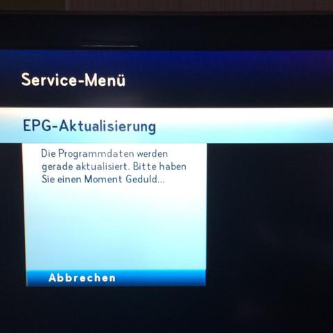 Sky Receiver Epg Aktualisierung Dauert Ewig