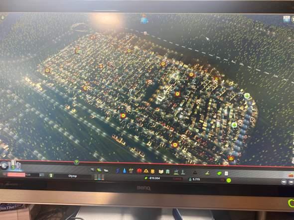 Skyline Cities, fettes Problem?