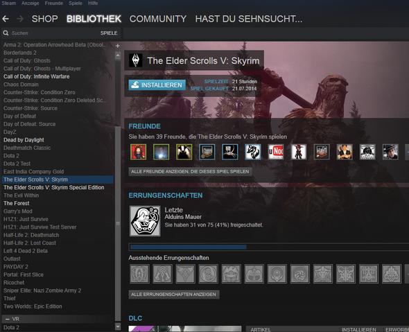 Ich finde es nicht - (Games, Steam, skyrim)