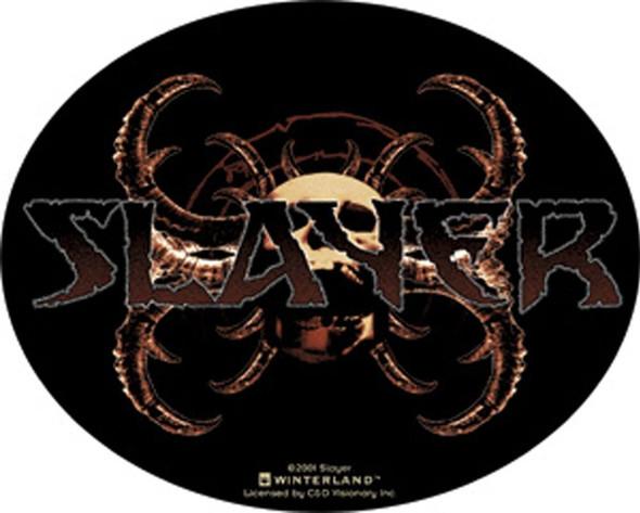 Handelt es sich hierbei um ein Logo von der Metalband Slayer oder nicht? - (Heavy Metal, Thrash Metal, slayer)