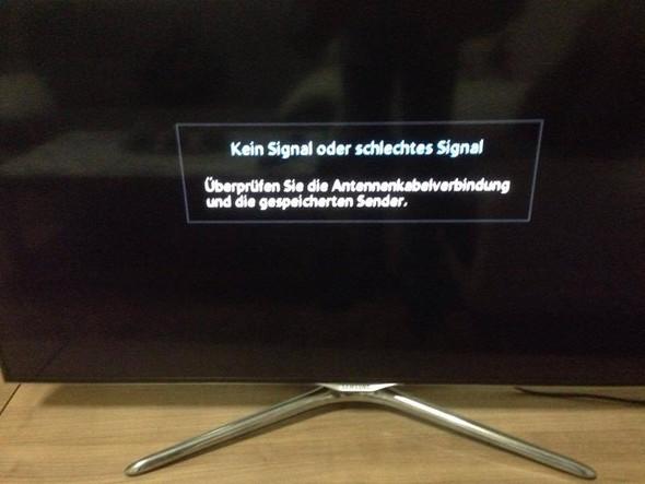 Fernseher - (DVB-T, Smart TV, Kein Signal)