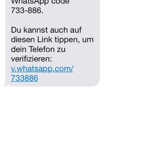 Fehlgeschlagen whatsapp umgehen verifizierung wartezeit WhatsApp zu