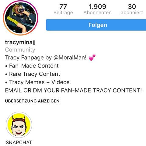 Snapchat Button in Instagram - (Internet, Handy, Instagram)