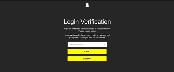 ANHANG - (Passwort, Snapchat, Login)