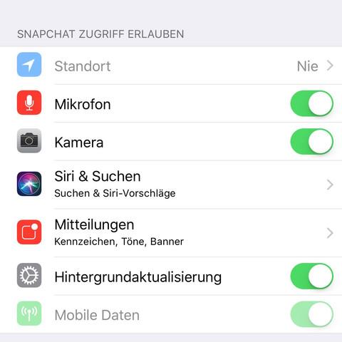 Snapchat standort freigeben? (Handy, Smartphone, Filter)