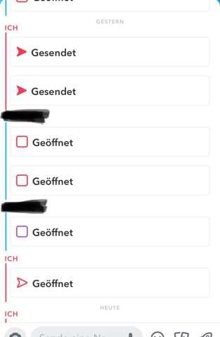 Snapchat fragen beantworten spiel Entweder Oder