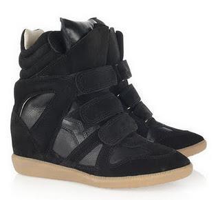 sneakers mit verstecktem keilabsatz sneaker wedges. Black Bedroom Furniture Sets. Home Design Ideas