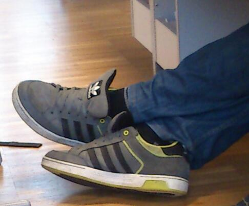 Schuhe - (Sneaker, Modetrend)