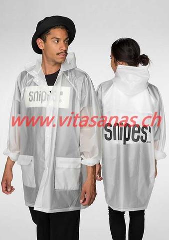 Snipes Jacke - (Festival, Camping, Regen)