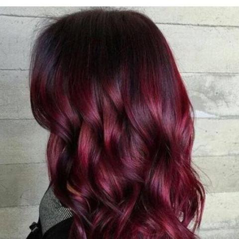 Rottöne haarfarben Often asked: