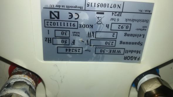 Bild 3 - (Elektronik, defekt, Wasserschaden)