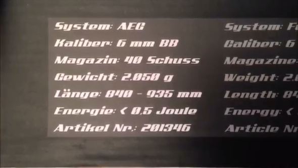 Details zur softair - (Sport, Leben, Gesetz)