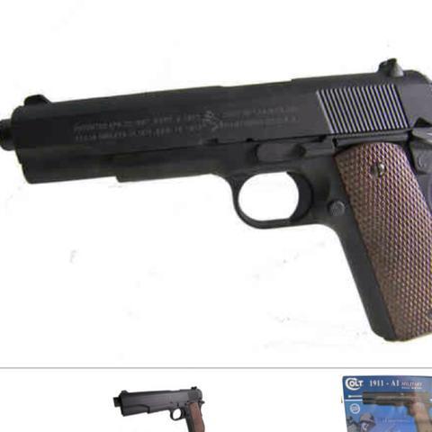 Cybergun Colt 1911 A1 Military Full Metal -Offical Produkt-  - (Freizeit, Waffen, Softair)