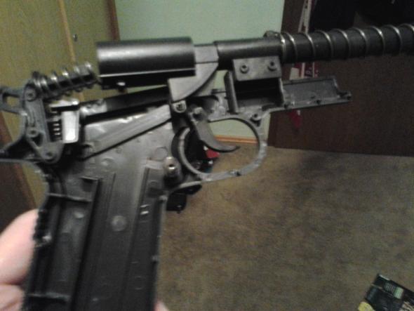Ganze Waffe  - (Freizeit, Reparatur, Waffen)