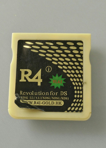 r4 karte Software für alte NDS R4 Karte? (Spiele, Nintendo, Nintendo DS)