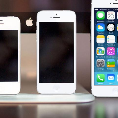 Iphone 4/4s, 5 und 6 - (iPhone, Apple, Software)