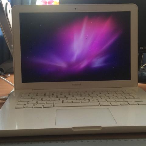 Hier der Ladescreen - (Technik, Apple, Macbook)