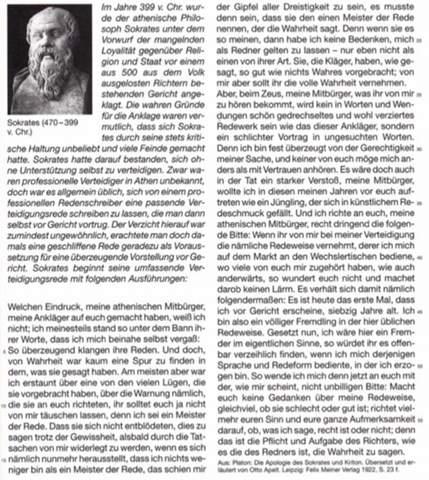 - (Deutsch, Philosophie, Literatur)