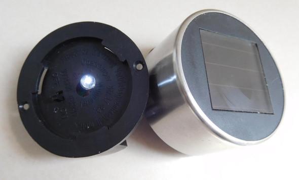 """Sonne aber LED """"an"""" - (Handy, Smartphone, Garten)"""