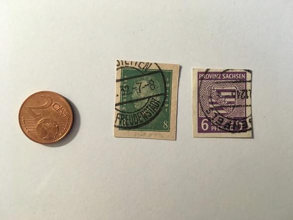1te - (Briefmarken, Postgeschichte)