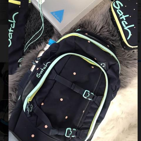 Soll ich den Rucksack behalten oder verkaufen? Ist er zu kindisch?