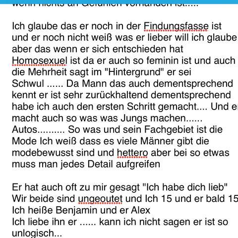 Beenden brief freundschaft Freundschaft beenden: