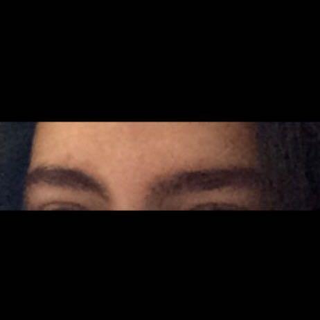 Von vorne  - (Mädchen, Beauty, Augen)