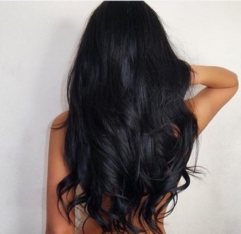 Soll Ich Meine Haare Schwaz Färben Ich Habe Dunkelbraune Haare Mit
