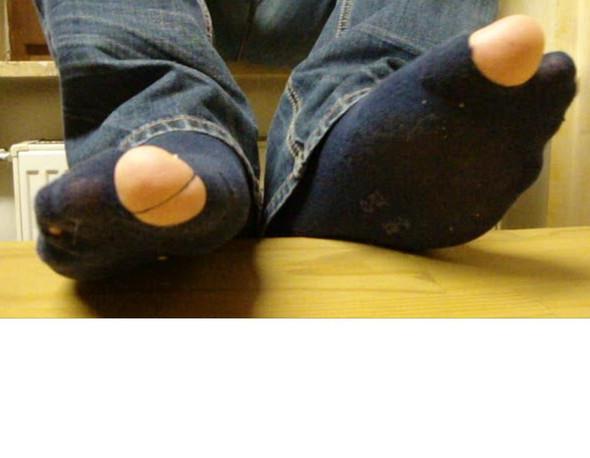 Socken - (Recht, Mode, Kleidung)