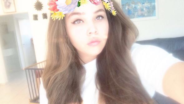 13 haare mädchen hübsches braune Sunshine