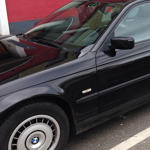 Bmw e46 316i  230.000 km gefahren  Teilleder  - (Reparatur, verkaufen, BMW)