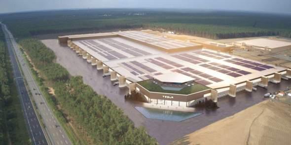 Soll in Deutschland eine zweite Tesla Gigafactory gebaut werden?