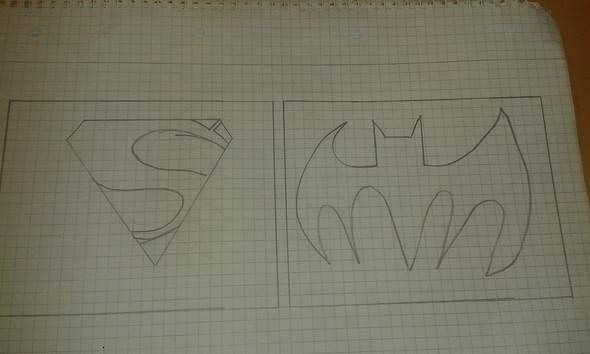 Zwei verschiedene Plakate und jeweils das Logo  - (Referat, Plakat)