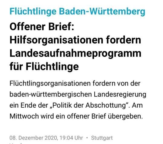Sollte der Druck von den Grünen zunehmen in Baden-Würtemberg?
